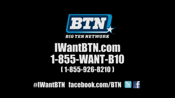 Big Ten Network TV Spot, 'I Want BTN'
