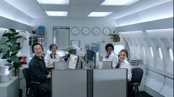 Xerox Corporation TV Spot for Virgin Airlines - Thumbnail 5
