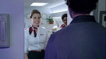 Xerox Corporation TV Spot for Virgin Airlines - Thumbnail 7