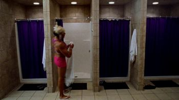 Planet Fitness TV Spot, 'Shower Sing-a-long'