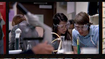 Exxon Mobil TV Spot, 'High School Science Struggler' - 123 commercial airings
