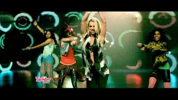 Twister Dance TV Spot, 'Dance Class' Featuring Britney Spears