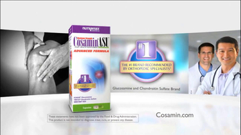Cosamin DS and ASU TV Spot - Thumbnail 9