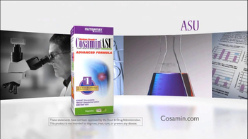 Cosamin DS and ASU TV Spot - Thumbnail 7
