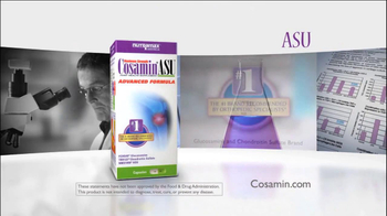 Cosamin DS and ASU TV Spot - Thumbnail 8