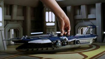 LEGO Malevolence Set and Saesee Tiin's Starfighter TV Spot