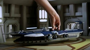 LEGO Malevolence Set and Saesee Tiin's Starfighter TV Spot