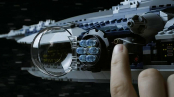 LEGO Malevolence Set and Saesee Tiin's Starfighter TV Spot - Thumbnail 7