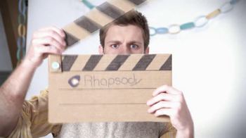 Rhapsody TV Spot, 'Ultimate Party Playlist' - Thumbnail 1
