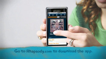 Rhapsody TV Spot, 'Ultimate Party Playlist' - Thumbnail 5
