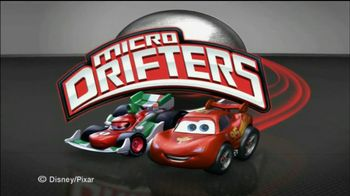 Cars Micro Drifters Speedway TV Spot - Thumbnail 2