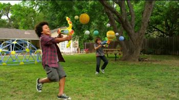 Koosh TV Spot, 'Blasting Fun' - Thumbnail 4