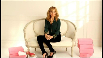 QVC Shoes TV Spot Featuring Nicole Richie  - Thumbnail 4