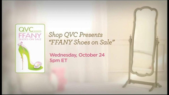 QVC Shoes TV Spot Featuring Nicole Richie  - Thumbnail 5