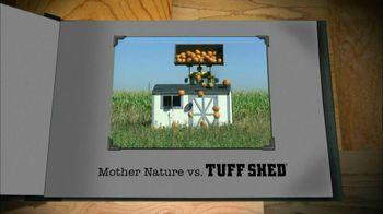 Tuff Shed TV Spot for American Original