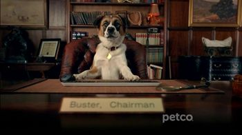 PETCO TV Spot, 'Chairman Buster'