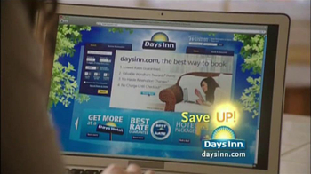 Days Inn TV Spot for Free Internet With Jess Penner - Thumbnail 10