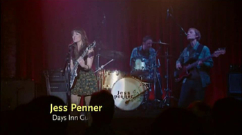 Days Inn TV Spot for Free Internet With Jess Penner - Thumbnail 4