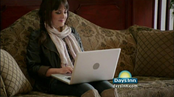 Days Inn TV Spot for Free Internet With Jess Penner - Thumbnail 6
