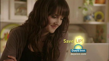 Days Inn TV Spot for Free Internet With Jess Penner - Thumbnail 9