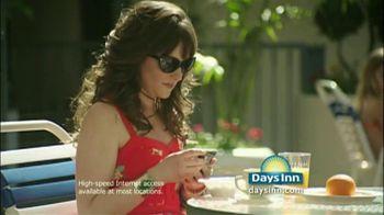 Days Inn TV Spot for Free Internet With Jess Penner