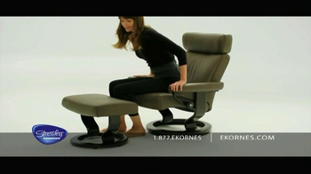 Ekornes Stressless TV Spot - Thumbnail 5