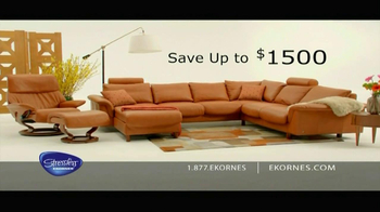 Ekornes Stressless TV Spot - Thumbnail 7