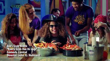 Joe's Crab Shack TV Spot, 'Every Crab Has Its Legs' - 1 commercial airings