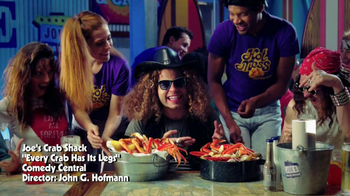 Joe's Crab Shack TV Spot for