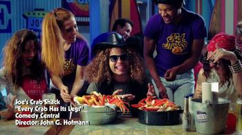 Joe's Crab Shack TV Spot, 'Every Crab Has Its Legs' - Thumbnail 2