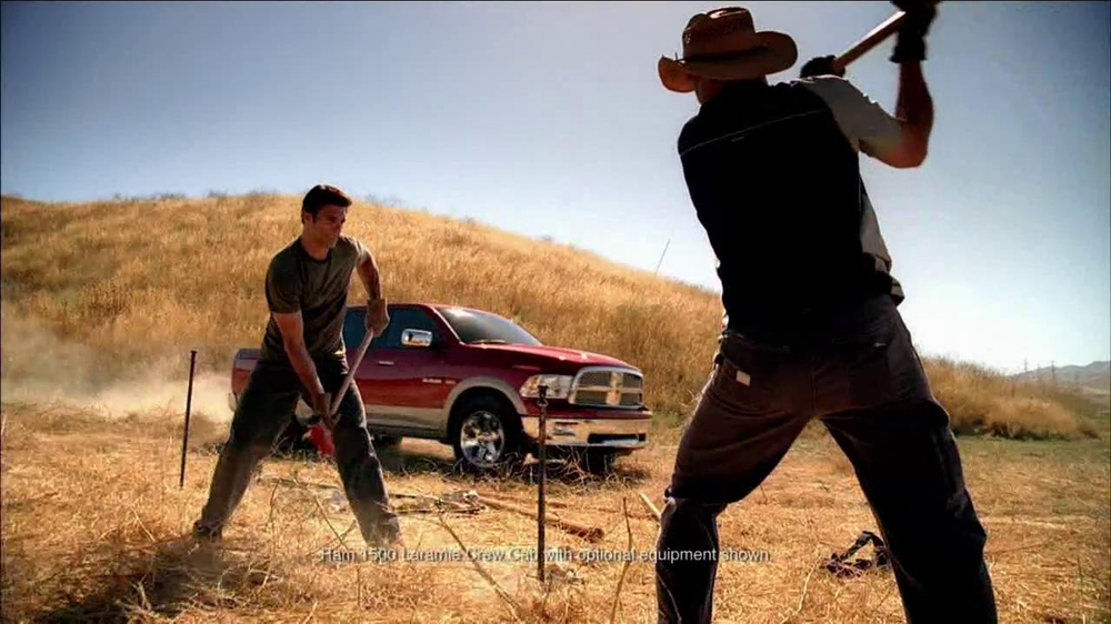 2012 Ram 1500 TV Commercial, 'Summer Clearance Absolutely Ends'