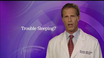 Alteril TV Spot for Trouble Sleeping - Thumbnail 3