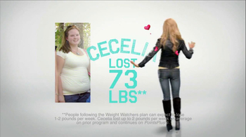 Weight Watchers Online TV Spot for Cecelia in College - Thumbnail 8