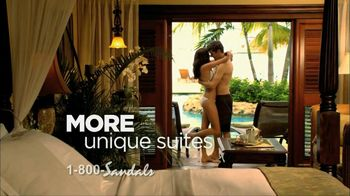 Sandals Resorts TV Spot, 'More Memories'