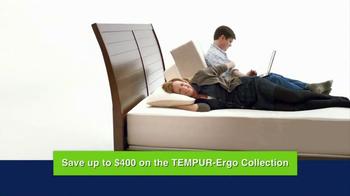 Tempur-Pedic Ergo Collection TV Spot - Thumbnail 6