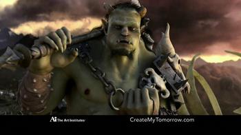 The Art Institutes Media Arts TV Spot, 'Video Game' - Thumbnail 3