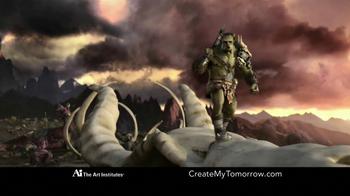 The Art Institutes Media Arts TV Spot, 'Video Game' - Thumbnail 8