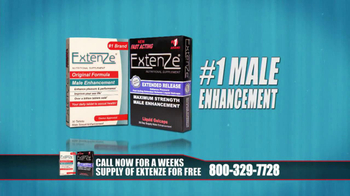 ExtenZe TV Spot For Male Enhancements - Thumbnail 2