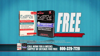 ExtenZe TV Spot For Male Enhancements - Thumbnail 6