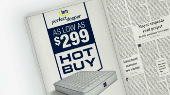 Serta Perfect Sleeper TV Spot, 'Another Sales Event' - Thumbnail 2