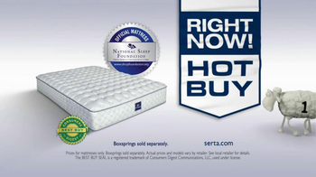 Serta Perfect Sleeper TV Spot, 'Another Sales Event' - Thumbnail 6