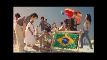 Visit Brasil TV Spot for Sensational