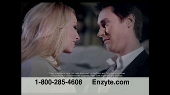 Enzyte TV Spot for An Impression She\'ll Never Forget