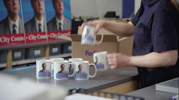 FedEx TV Spot, 'Candidates' - Thumbnail 5