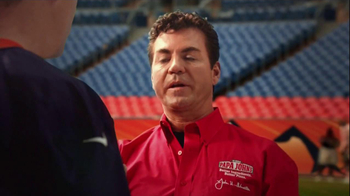 Papa John's TV Spot, '2 Million Free Pizzas' Featuring Peyton Manning - Thumbnail 5