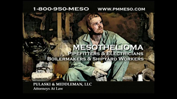 Pulaski & Middleman Attorneys TV Spot, 'Working in the Trades ' - Thumbnail 3
