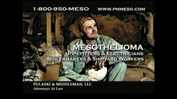 Pulaski & Middleman Attorneys TV Spot, 'Working in the Trades ' - Thumbnail 4