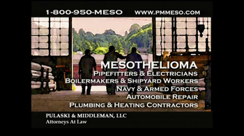 Pulaski & Middleman Attorneys TV Spot, 'Working in the Trades ' - Thumbnail 6
