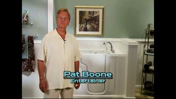 Safe Step TV Spot featuring Pat Boone