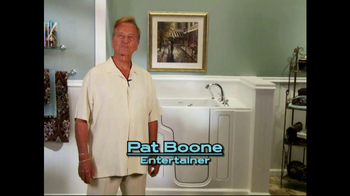 Safe Step TV Spot featuring Pat Boone - 293 commercial airings